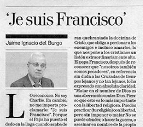 Je suis Francisco (¡Zaragoza no se rinde!)