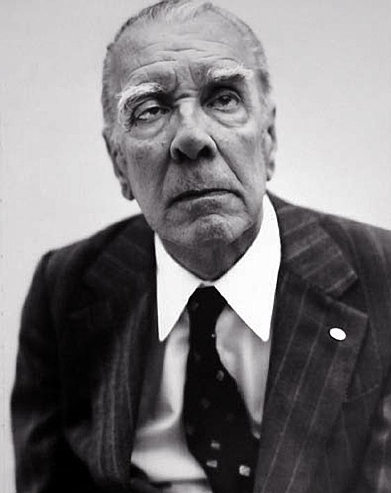 Borges según Avedon (o Avedon cegado por Borges)