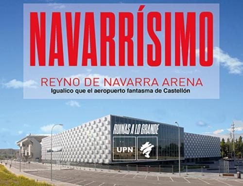 Navarrísimo: Reyno de Navarra Arena