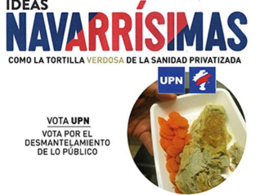 Ideas navarrísimas: tortilla verdosa