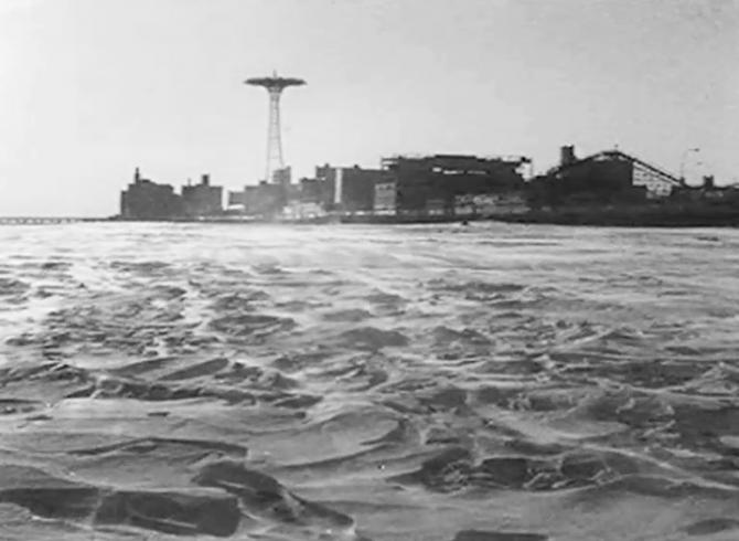 Viento Glacial de NY (en la muerte de P. Hutton)