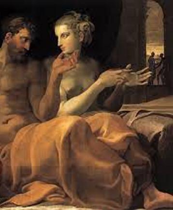 Ulises dice adiós a Circe