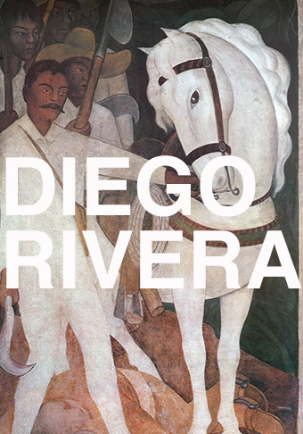 Blanco Diego Rivera, blanco Zapata