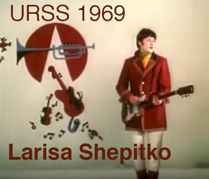 Navidades soviéticas 1969