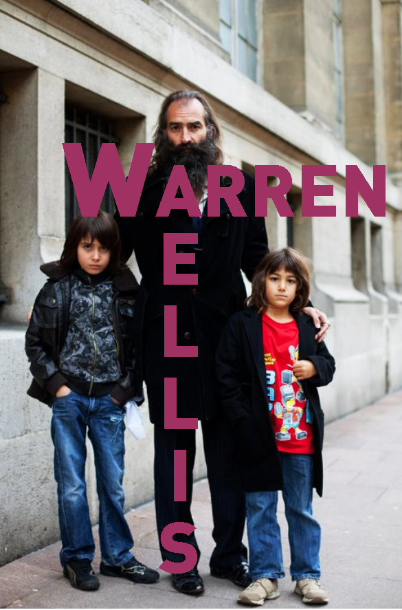 Warren Ellis (la semana de)