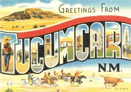 Tucumcari Boulevard