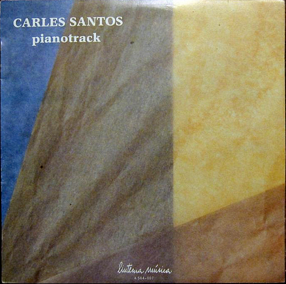 Carles Santos, «Bujaraloz by Night»