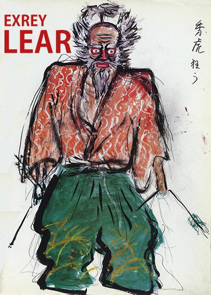 Mal viento para el rey Lear