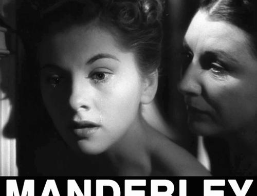 Blanco y negro Manderley