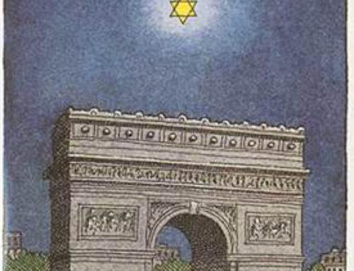 El lugar de la Estrella (viento de París)