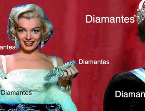 Unos buenos amigos llamados diamantes