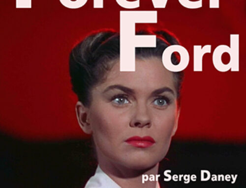 Cheyenes por los alrededores («Ford for Ever», Serge Daney)