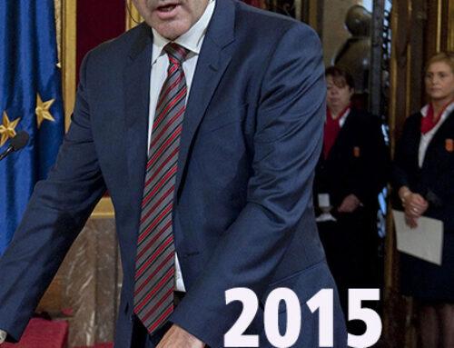 Luego se puede, luego se mueve (2015 – 2019)