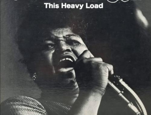 Big Mamma Thornton, «Esa pesada carga»