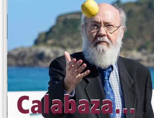 Calabaza, te llevamos en el corazón