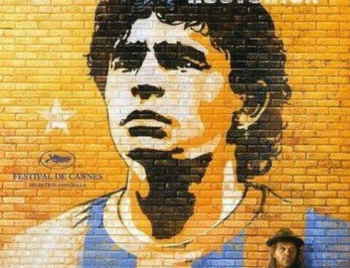 Maradona: mitología fantástica