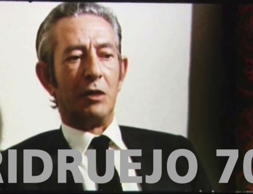 Dionisio Ridruejo hacia 1970