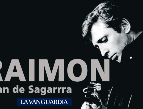 Raimon, por Joan de Sagarra